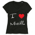 T-SHIRT I LOVE MIRTILLA