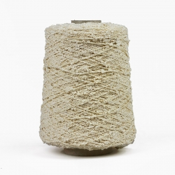Bouclè Yarn - Butter