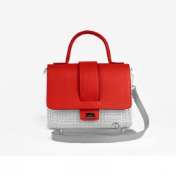 Fascia Bag Flap - Red -...