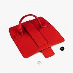 Patella Fascia - Rosso