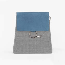 Chloè Bag Flap - Light Blue...
