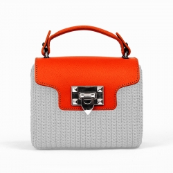 Valentino Bag Flap - Orange...