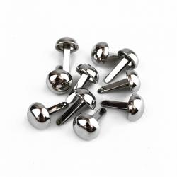A029 - Metal feet - Nickel