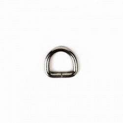 A069 - Half Ring - Nickel