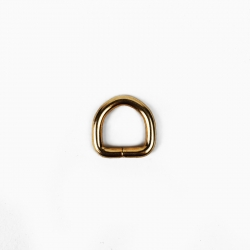 A069 - Half Ring - Gold