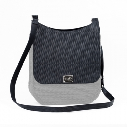 Braided Sella Bag Flap -...