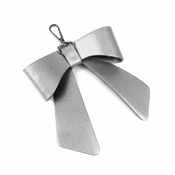 Ribbon - Silver - Genuine...