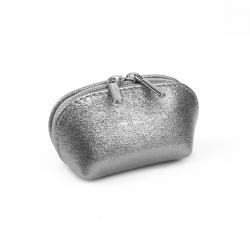 Coin Purse - Silver -...