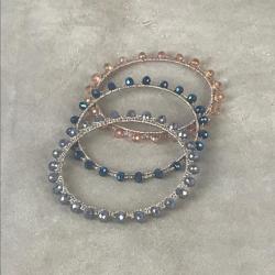 Bangle Bracelet with...