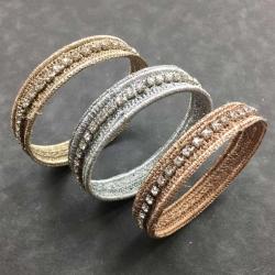 Bracciale bangle argento...