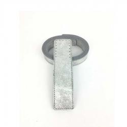 Kit chiusura e manico argento