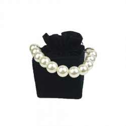 Manico perle grandi